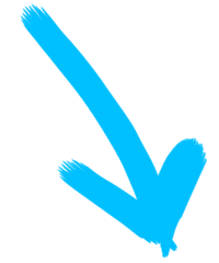 arrow down - left shaped2